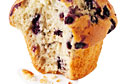 Low Fat Blueberry Muffin